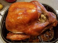 Canadian Thanksgiving – keto style